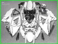 S537 Total White Fairing for GSXR 600 750 08-09 K8 GSX-R 600 750 2008 2009 GSXR600 GSXR750 08 09