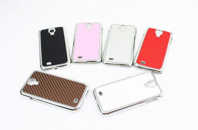 Hot 300pcs /lot metal Case for Samsung Galaxy S4 i9500 New Arrival(China (Mainland))