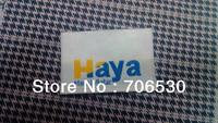 Free Shipping Customized Satin Garment Label Loop Fold Woven Label