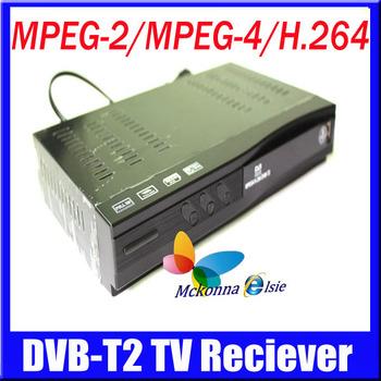 8903 DVB-T DVB T2 Set Top Box Digital TV Tuner Terrestrial Reciever 1080P MPEG-2/4 H.264 Support Russia Menu With Multiple PLP