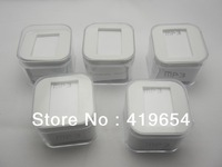 Accessories Crystal Box + Earphone + Mini USB Cable + User Manual For Mini MP3 Player 20 sets/lot Free Shipping