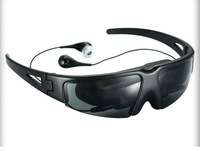 VG260 Portable Video Glasses Mobile Theatre w AV-in FPV /Watch video iPod,iPhone
