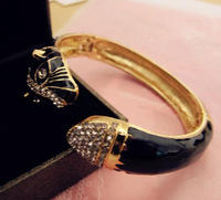 C50 accessories black  bracelet fashion hair accessory (can mix order)