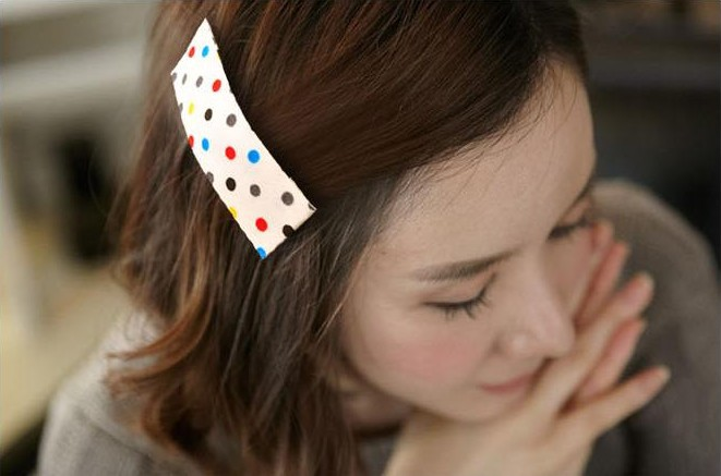 Free shipping, fashion headwear ladies' hair barrette, 40 pieces 1 lot, wholesale, SF006(China (Mainland))