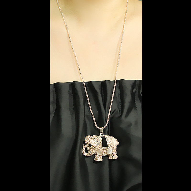 For nec klace female long necklace lucky like lctcause gift rich Free Delivery(China (Mainland))