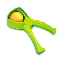B free shipping 2013 new arrive Hand Press Crank Tongs Citrus Fruit Juice Squeezer lemon juice extractor 2pcs/lot