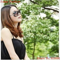 2013  Summer Sunglasses for woman designer sunglasses women's sunglasses, anti-UV sunglasses, high-grade toad glasses 5178