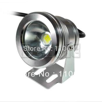 High Power 10W Waterproof White LED Flood Light Lamp Floodlight 12V 2048