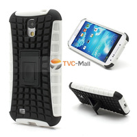 HOT!  New Arrivel Tough Rugged TPU & PC Stand Hybrid Case for Samsung Galaxy S IV S4 i9500 i9502 i9505 Free Shipping