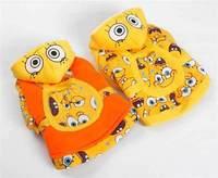 NEW!SpongeBob Pet warm clothes,cotton pet hoodies dog clothes Free Shipping #9380