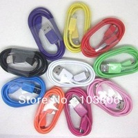 3FT 1m 1000pcs  Color Micro USB Data Cable Charger for Samsung Galaxy S4 S IV S3 S III i9300 i747
