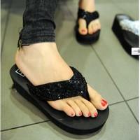 Women's Sandals Summer Beach Flip Flops Lady Slippers Women Shoes Summer Sandals for Women Flat Casual Free Shipping.TB-25
