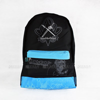 new arrival high qulity Japan anime animation Sword Art Online logo casual backpack school bag  free shipping