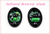 Single Beam Photoelectric Infrared Detector Alarm Home Security System Door