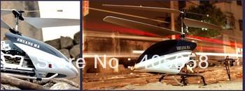 Free shipping by EMS /73cm gyro metal 3ch 1000mah Li-poly rc radio control helicopter r/c plane double horse SHUANGMA DH 9053B