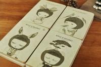 Kyle's secret series hard cover notenote books memos.antique lovely sweet Journals lovely sweet notenote books memos paper.new a