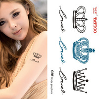 Tattoo stickers - new arrival love fashion waterproof