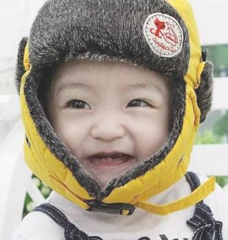 Baby Winter Cap Waterproof Kid Winter Warm Hat Earflap Russian Trapper Hat Russian Baby Hat Free shipping Wholesale