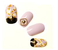 Free shipping Rivet nail tips this year's most popular models