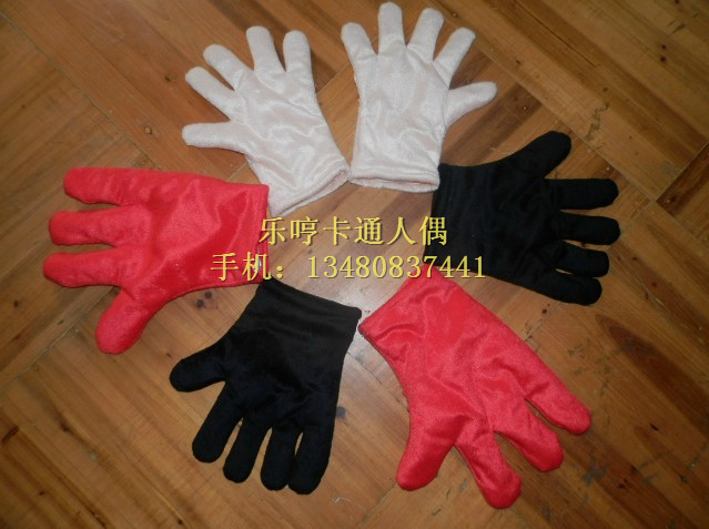Cartoon doll clothes gloves accessories costume gloves dolls gloves(China (Mainland))