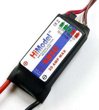 HiModel 6-50V Input 20A Large Current Switching Mode Voltage Regulator/ SBEC 13S