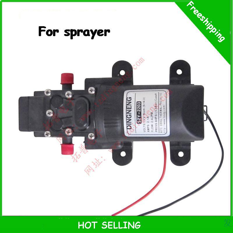 Pompe a Eau Electrique Pompe Eau Dc12v 2 3l Min