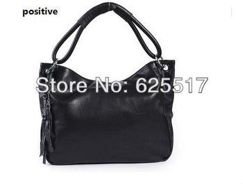 2013 European and American lady handbag, high-grade brand locomotive single shoulder bag, leisure his female bag