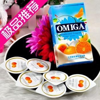 Free shipping Genuine OMIGA Grystal love series orange fragrance latex mens condoms ultra-thin extra oil 10pcs/box sex products