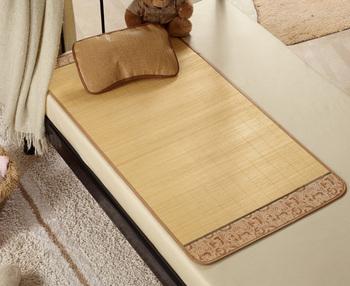 FREE SHIPPING! Rose child seats 2 piece set mats twinset child mat child bamboo mat cool baby mats