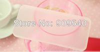 1000 pcs NEW 0.2 mm ULTRA THIN BACK CASE COVER FOR APPLE IPHONE 5 5G Cell phone+ free shippin