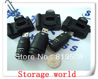 Cool ! SLR Camera Usb flash drive 16 32 64 GB usb flash drive+++usb Memory disk, pendrive++free shipping
