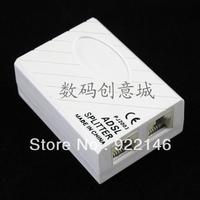 Splitter broadband splitter phone splitter adsl separator