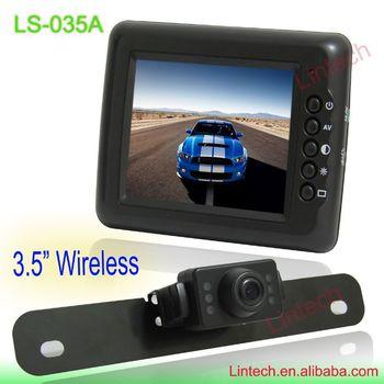 .5 inch 2.4GHz Digital Wireless Car Reversing Camera System