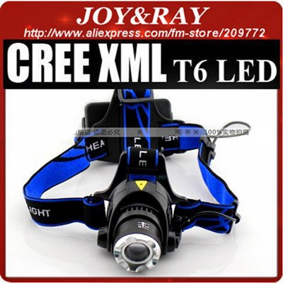 Hot!! CREE XM-L T6 LED Headlamp Coal Miner Zoom Focus LED Head Lamp Torch Cree Light Outdoor 1200 Lumens Free Shipping(China (Mainland))