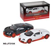 1:18 DIE-CAST Ettore Bugatti R/C Cars Super alloy remote control car