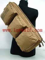 Loveslf  MP5 army cases military tactical thin gun bags