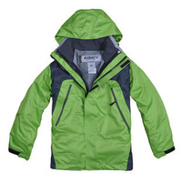 2013  Fashion Boys Jackets Children's Jacket Thickening of Two Sets New Fall / Winter Kids Boys Boys Jacket Windbreaker