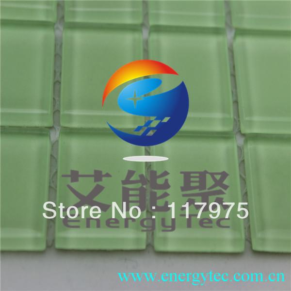 Glow Glass Mosaic/glow in the dark tiles(China (Mainland))