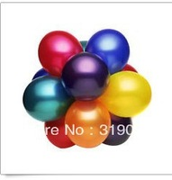10inch new latex balloon wholesale with helium 700pcs/lot 1.2g/pcs