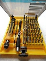 45 in 1 Screwdriver Tools Kit Set Pliant for PDA PC Car