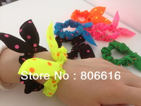 100PCS/Pack New Style Summer Popular Girl Headbands Hairwear Jewelry Cords Accessories