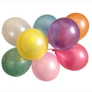 Balloon balloon pearlizing arch balloon festival balloon circle small gift