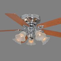 hot sell +wholesale F202-2 3888 triple ceiling fan lights brief fashion ceiling lamp fan lamp 52  free shipping