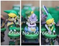 5set /lot Furuta Choco Egg The Legend of Zelda Mini Figure Set of 11 loose part Free shipping