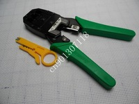 Free shipping&wholesale 20pcs/lot 3-in-1 RJ45 RJ11 RJ12 Wire Cable Crimper Crimp Network Tool Crimping
