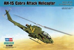 Hobby Boss 87225 1/72 AH-1S Cobra Attack Helicopter