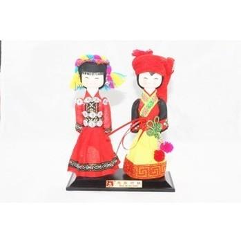National doll set national trend