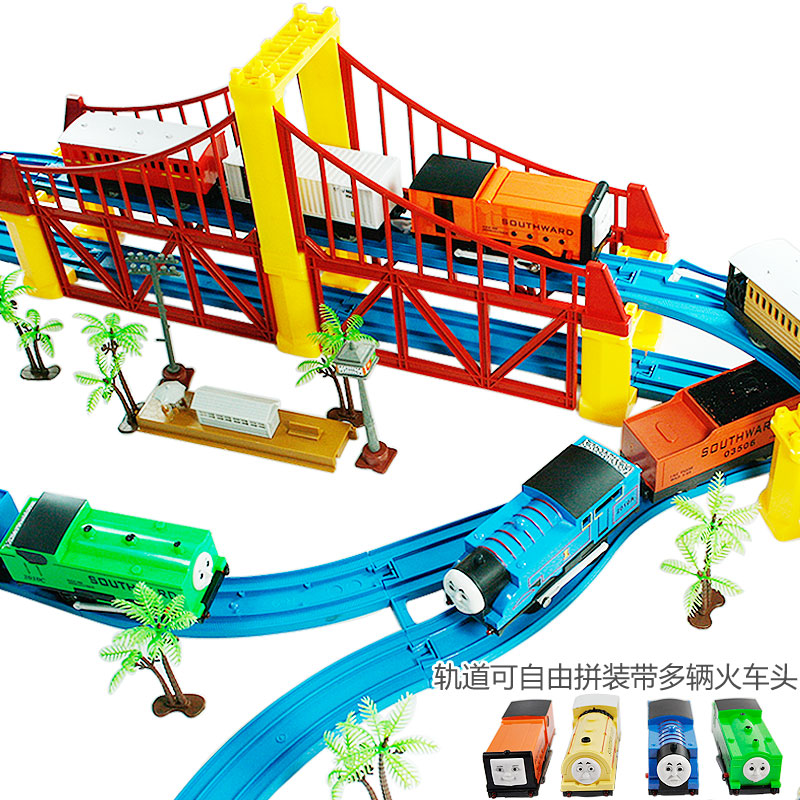 Thomas Train Set Thomas Train Track Electric