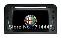 Alfa Romeo 147(2005 Onwards),Alfa Romeo GT(2007 Onwards) Car DVD GPS Radio Screen All-In-One Car Audio & Video Navigation System