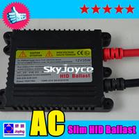AC 9-16V 35W super slim HID ballast,12 month warranty Free shipping HID XENON BALLAST